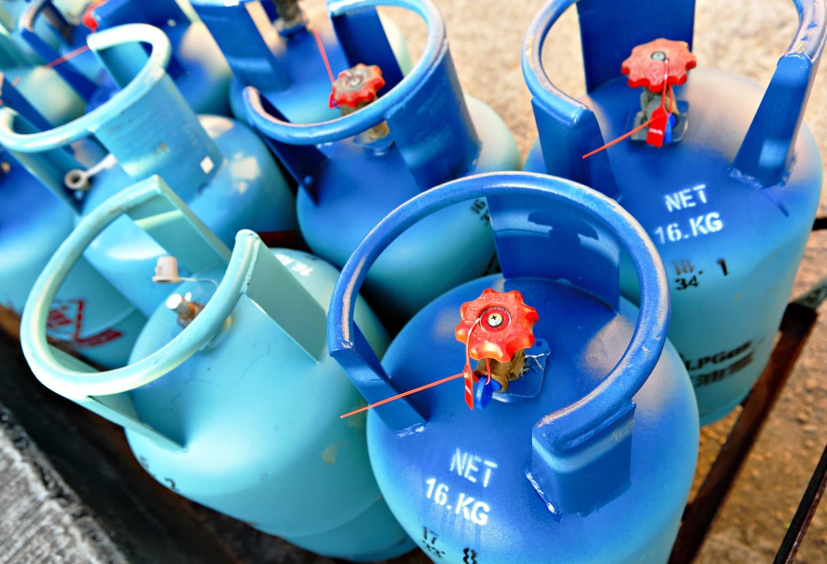 magazynowanie gazu LPG