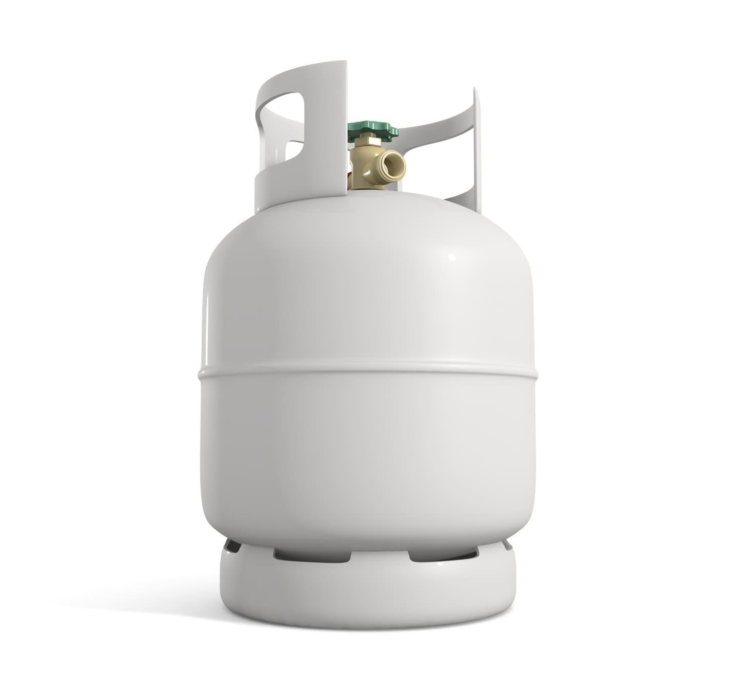 eksploatacja butli z gazem