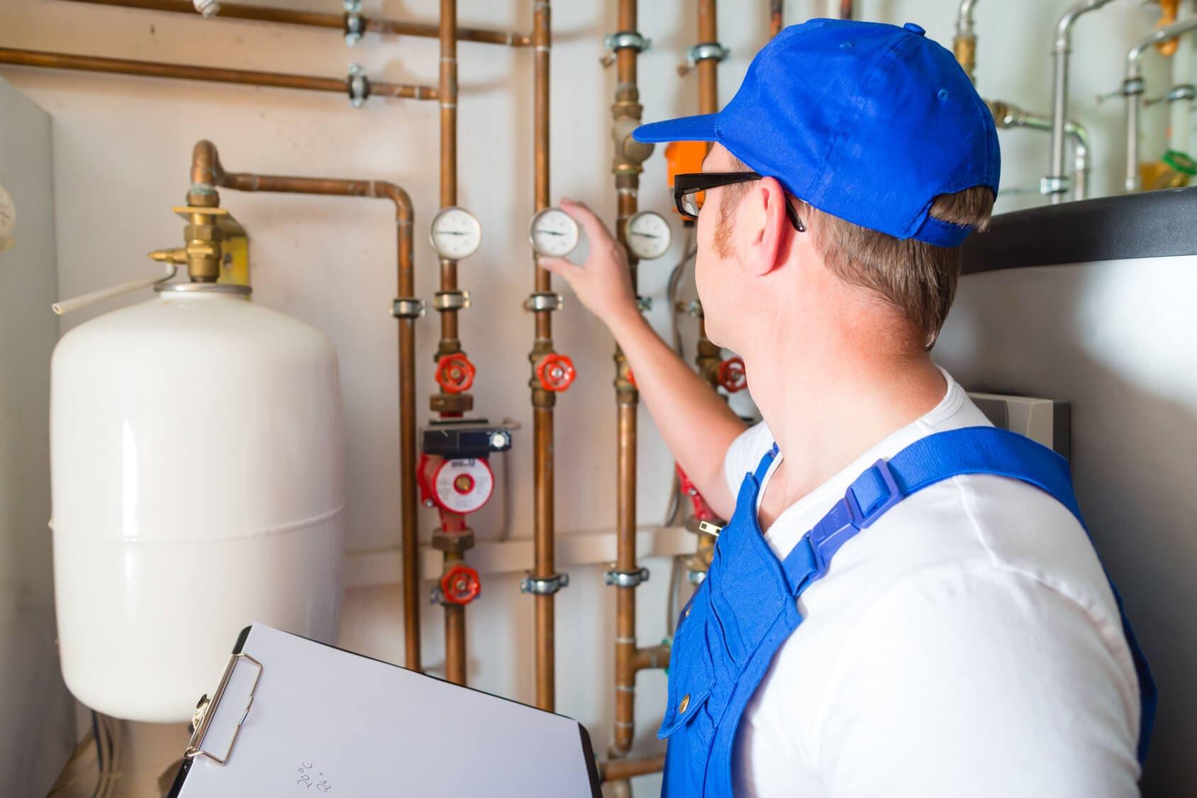 instalowanie kotłowni gazowej