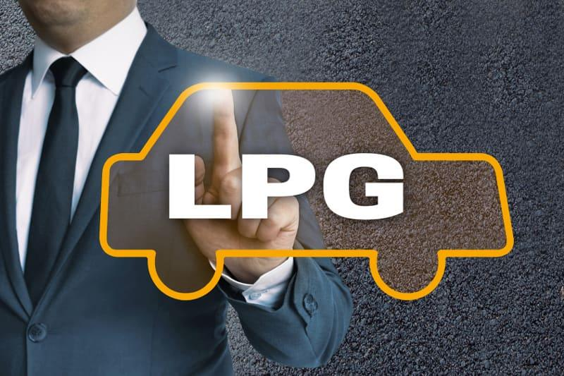 Montaż LPG w samochodzie