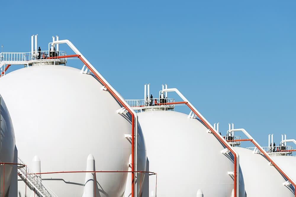 gaz płynny LPG