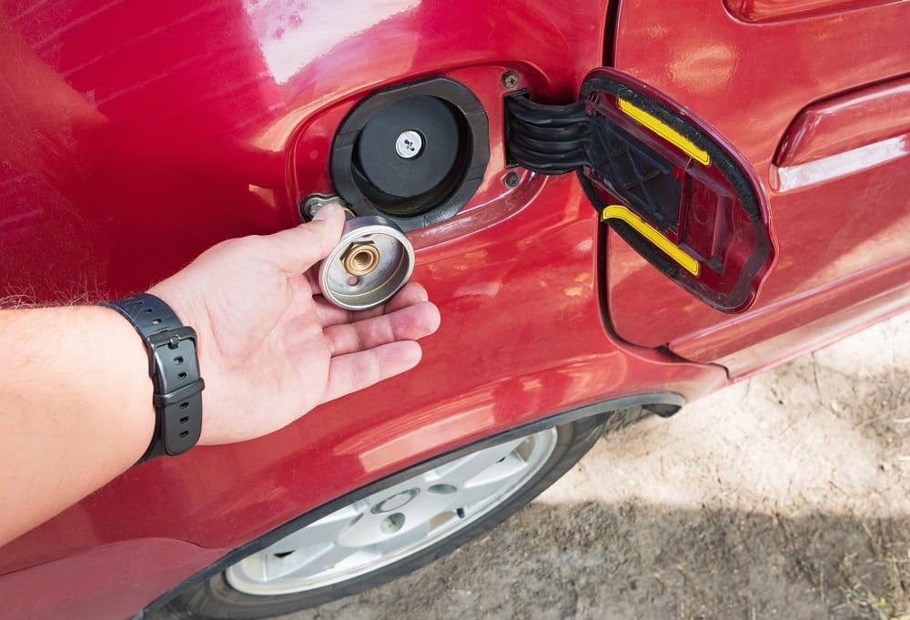 LPG w samochodzie hybrydowym